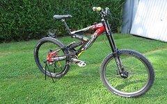Ghost FS Downhill Marzocchi 888 XTR Stroker Ace