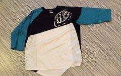 Troy Lee Designs Ruckus Jersey Blau/Weis XL