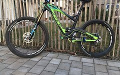 GT Force X Carbon Expert Gr.L custom made MTB