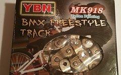 Yaban Singlespeed Kette MK918 1/2*3/32 Silber 102L