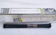 Sapim Race 262mm 36 Stück, 2.0-1.8-2.0