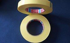 Tesa 4289 25 mm Felgenband Yellow Tape Notubes