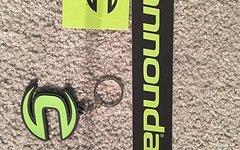 Cannondale Sticker + Schlüsselanhänger