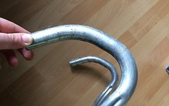 ITM Europa 2 ergonomischer Rennlenker 25,4 mm Alu