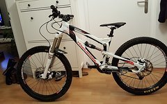 YT Industries YT Wicked 170 Gr. S 2013