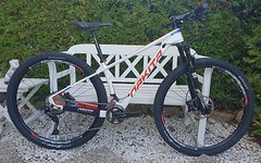 Nakita Rayon Carbonhardtail LTD 39 XT 8000