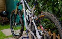 Norco Truax LE mit CCDB-Air & Cane Creek Forty Steuersatz