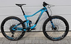 Giant Trance Advanced 0 Rahmenset - RH M - 2017