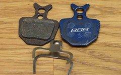BBB Bremsbeläge für Formula RX und ORO