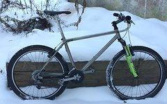 Wheeler Titan Mountainbike Semi-Klassisch Gr. M