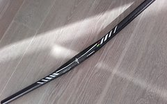 Specialized S-Works XC Carbon flat bar 680mm, 31,8mm, 8° backsweep