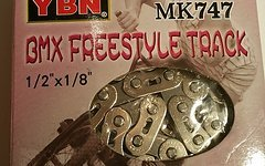 Yaban Singlespeed Kette MK747 1/2*1/8 Silber 102L
