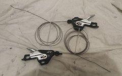 Shimano XT Schalthebel 2/3x10 2015 I-spec