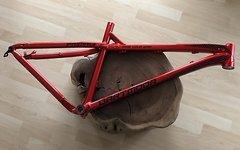 Dartmoor Primal Plus 27.5+/29 Boost Red Devil Rahmen M