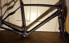 Specialized Roubaix Comp Disc 54cm Rennrad Rahmen Rahmenset Frame