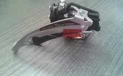 SHIMANO Umwerfer Tourney FD-TX51 3x7/8 Top-Swing