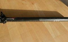 Syntace P6 HiFlex Carbon 27,2 x 400mm Sattelstütze