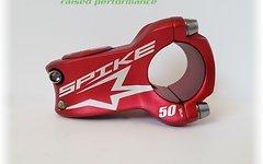 Spank Spike Race Vorbau 50mm *rot* in OVP