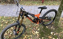Polygon Colossus DH9 Carbon Custom Gr. L