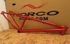 Norco Havoc Dirt Street Rahmen rot