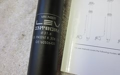 Kind Shock LEV INTEGRA 150 31,6 - neuer Preis ;)