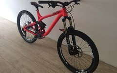 Commencal Meta SX Custombike Gr. M top Zustand
