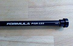 Formula FQR-12S Steckachse HR 12mm QR Länge 166mm