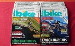 Delius Klasing Verlag Bike-Magazin 1-12 2007