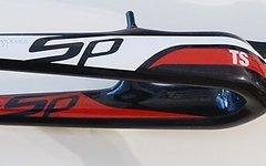 "Stevens Cyclocross Gabel Carbon Rennrad 1 1/8 Zoll 1,5"""