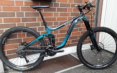 Giant Reign 2 LTD 2015 Gr. M - SLX upgrade - neuwertig