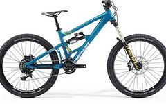 Merida One Eighty 6.900 Freeride Downhill nur 1699,- € statt 3999,- €