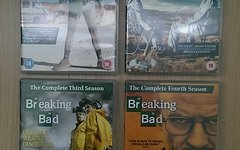 Breaking Bad Staffel 1-4 auf DVD