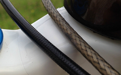 1A Style Sticker Kettenschutz Rahmenschutz AUFKLEBER MTB