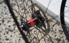 Notubes ZTR Iron Cross Disc Cyclocross Laufräder