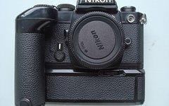 Nikon F2 FM MD12