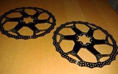 Reverse Components Bremsscheiben 203 - 2 Stück  RESERVERT