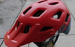 Mavic Crossmax Pro Helm Größe M rot/grün
