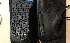 Specialized 2FO Flat MTB Schuh - Black Neonblue