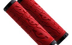 Race Face Lock-0n Grips Strafe red