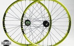 "Spank Oozy Trail 295 AL EVO Laufradsatz mit Hope Pro 4 EVO Naben 650B 27,5"""