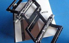 Acros A-Flat MD  Plattform Alu Schwarz Neu