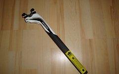 Specialized Pro / S-Works Carbon Sattelstütze 27,2mm 350mm Seatback Neu