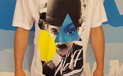 """Neff """"Chaplin"""" Shirt Gr. L"""