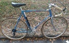 Peugeot Retro Fixie Singlespeed Vintage