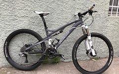 """Specialized Epic FSR Comp 2010 26"""" Gr. S 10,1 kg"""