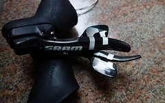 SRAM Force 2x10-fach Schalt-/Bremshebelset