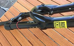"""Rock Shox Pike Fast Suspension 3-Way Factory Kit tuning 160mm 27,5"""""""