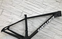 Santa Cruz Highball CC 29er Framset Matte Carbon / WhiteGr.M