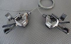 Shimano XT Schalthebel SL-M8000 Paar 2/3x 11 fach I-Spec 2 NEU