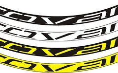 Specialized Roval Carbon Decals